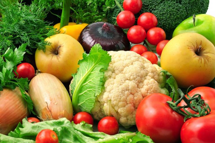 На вихідних у Києві пройдуть овочево-фру…
