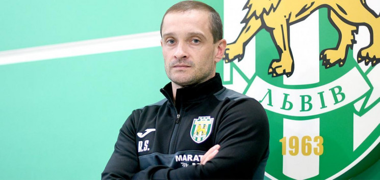 Тренер амбициозного украинского клуба оч…
