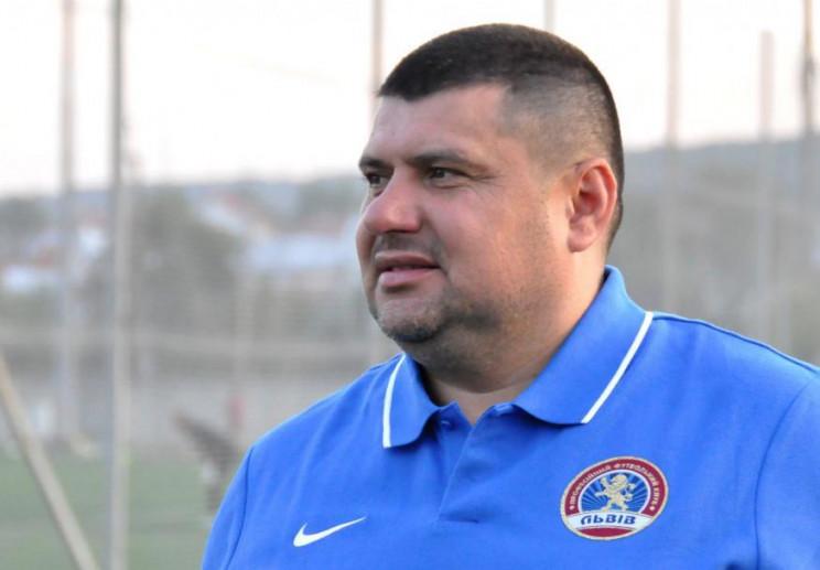 Эпатажный украинский тренер пожаловался…