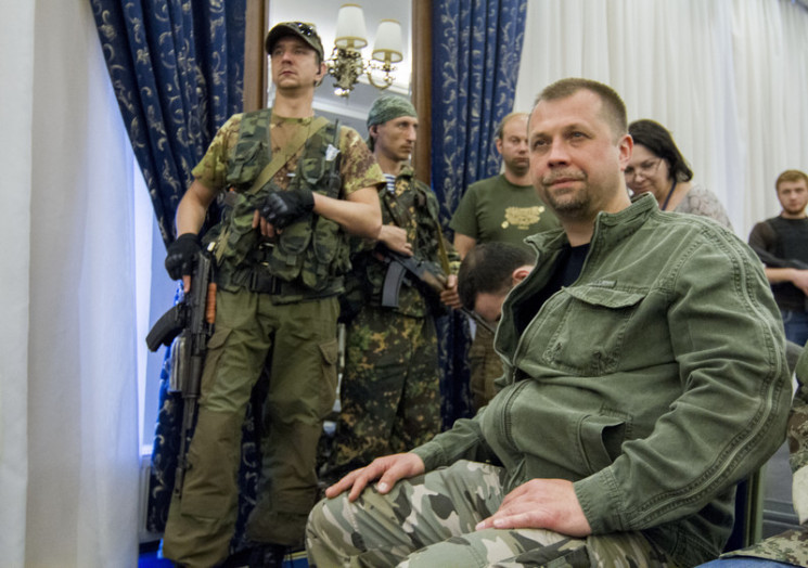 """Підсумки тижня в """"ДНР"""": Одкровення Бород…"""