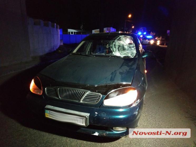 В Николаеве пешехода насмерть сбили легк…