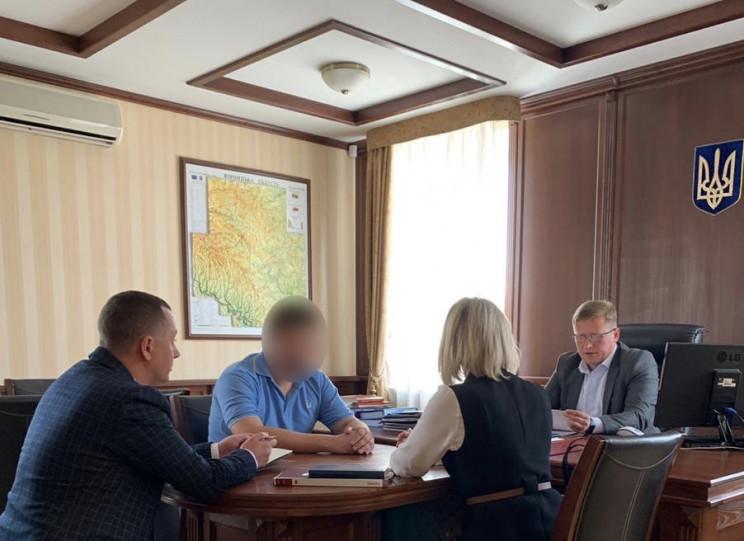 Депутата Вінницької облради підозрюють у…
