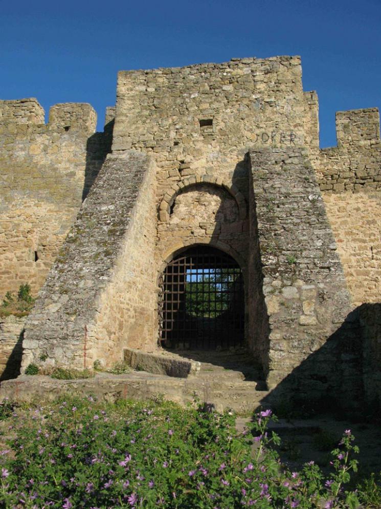 В Аккерманській фортеці руйнується одна…