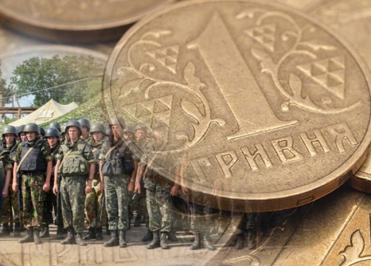 Військовий бюджет-2020: Скільки Україна…