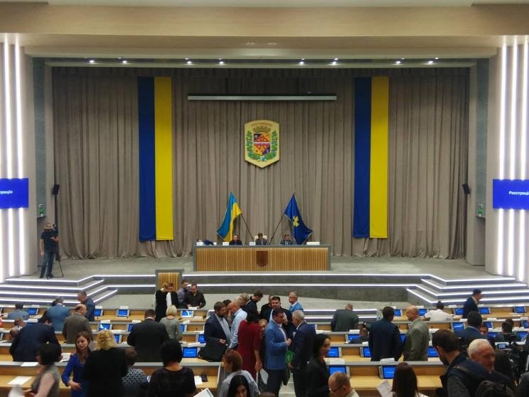 У Полтаві відбувається сесія обласної ра…