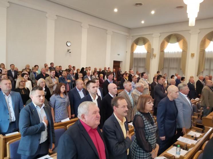 У Кропивницькому розпочалася сесія облас…