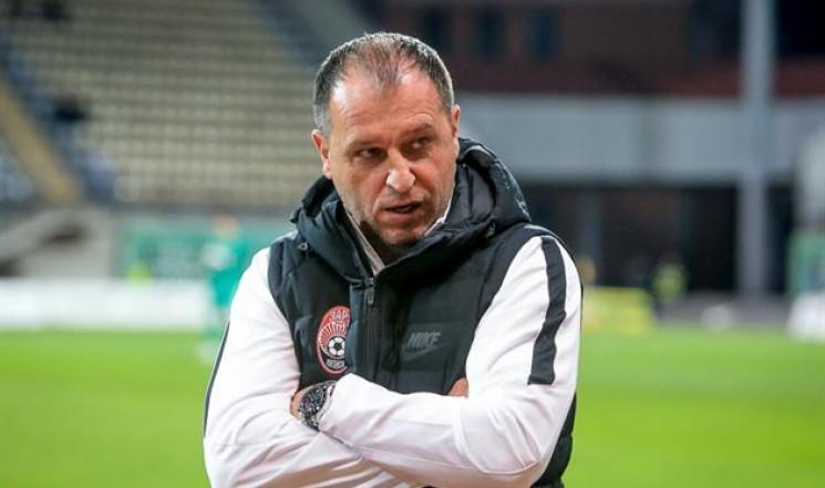 Украинский тренер рассказал о подлости р…
