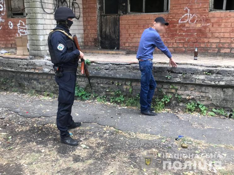 На Дніпропетровщині автоматники ганялися…