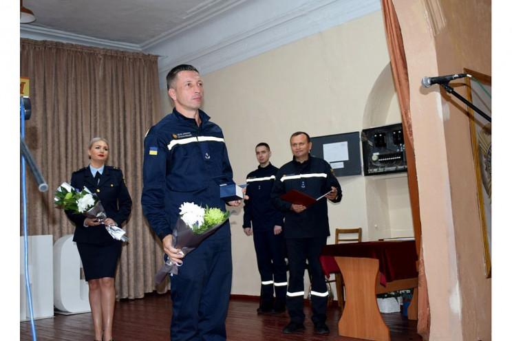 Як у Кропивницькому вітали рятувальників…