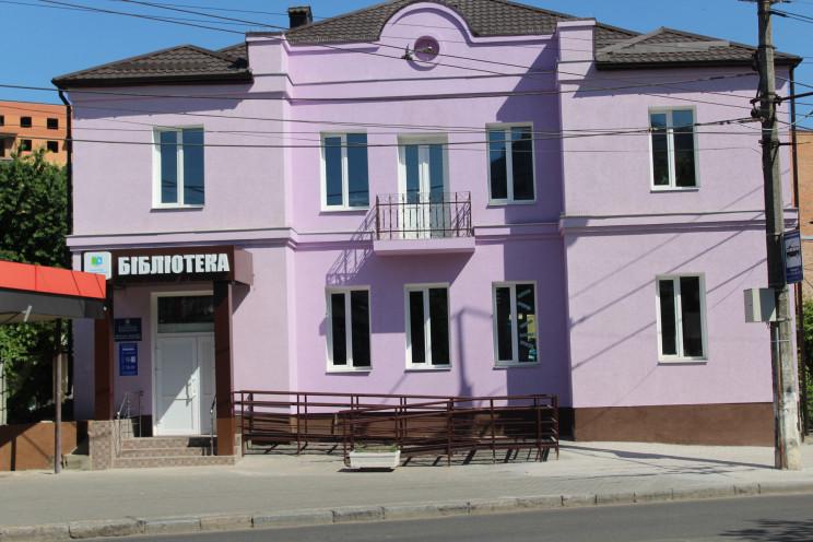 Найстарішій бібліотеці Вінниці пропонуют…