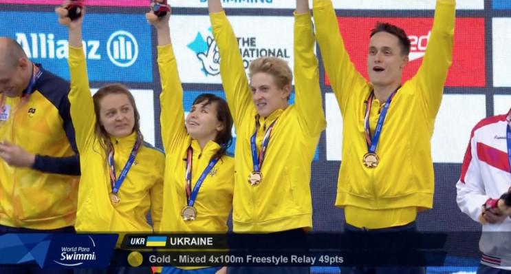 Запорожские паралимпийцы завоевали восем…