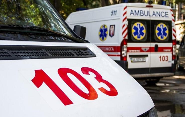 Під час аварії в Липовецькому районі пос…