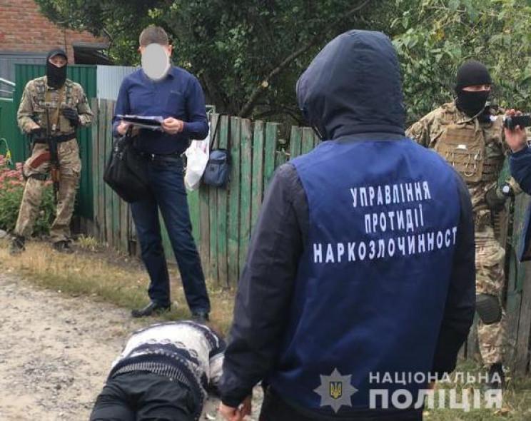 """Поліція Полтавщини """"накрила"""" ще одну бан…"""