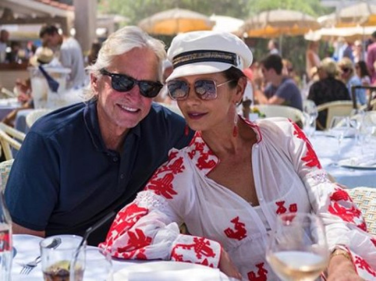 Кетрін Зета-Джонс і Майкл Дуглас: Неймов…