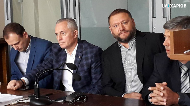 У Харкові зірвався суд за обвинуваченням…