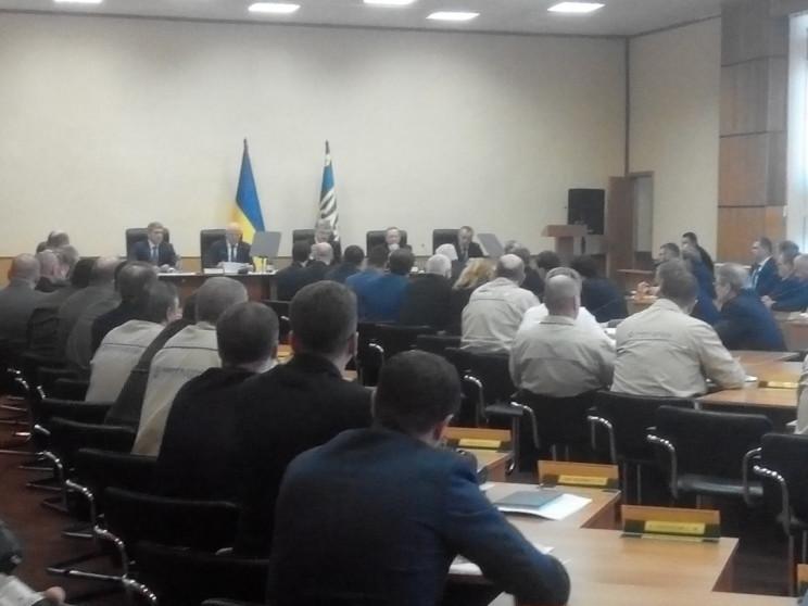 В Украине за счет кредита строят хранили…