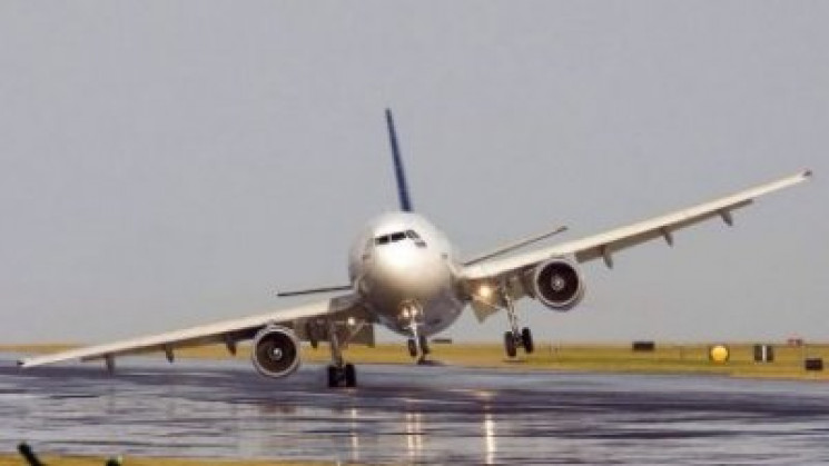 Во франковском аэропорту совершил аварий…
