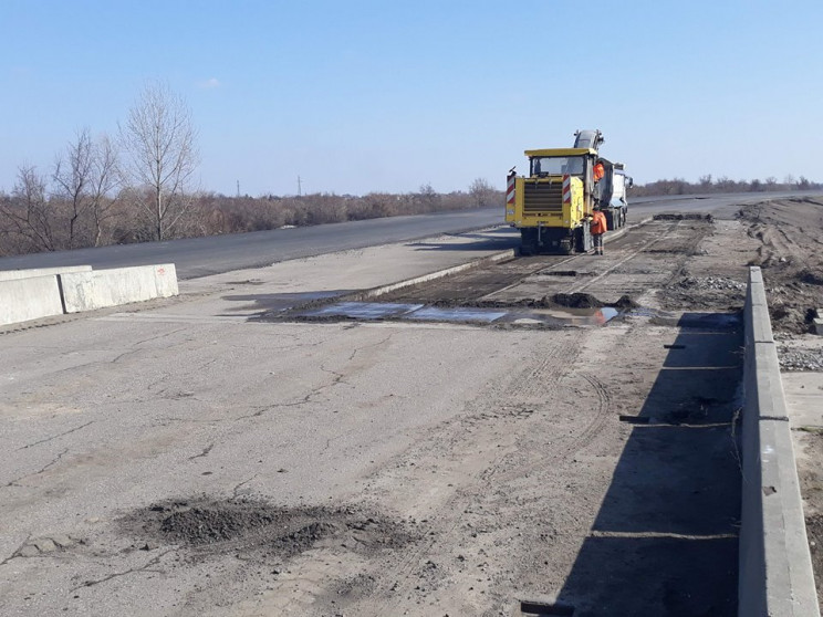 На Днепропетровщине на строительстве нов…