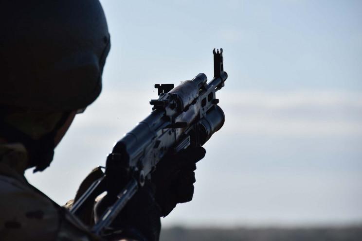 Оперативный резерв хмельницких спецназна…