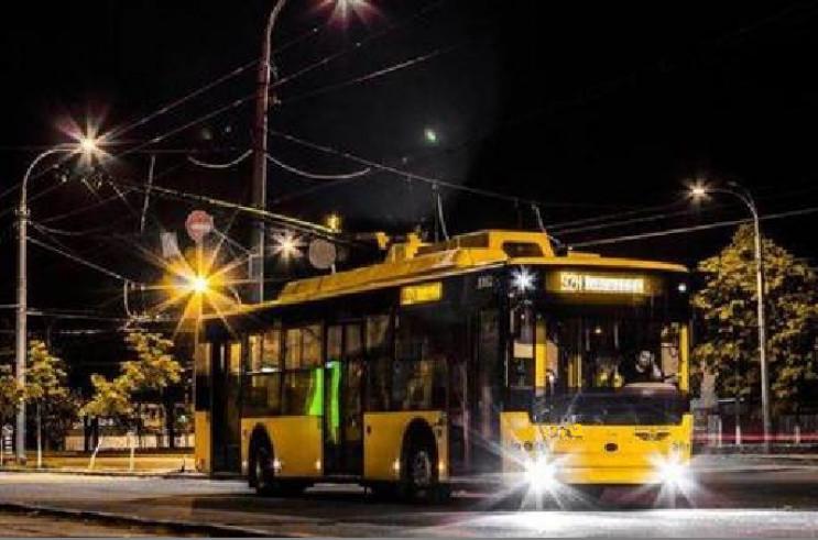 Святкова ніч у 10 гривень: На День міста…