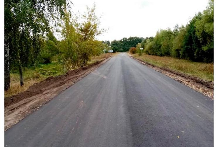 Відремонтували ще одну дорогу на Хмельни…