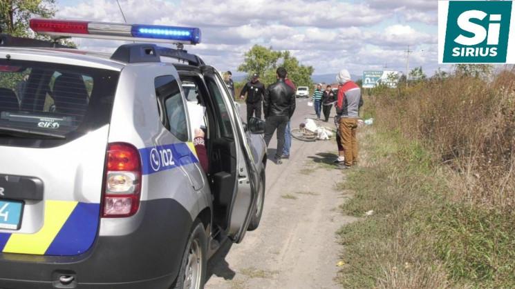 У ДТП на Берегівщині загинула жінка…