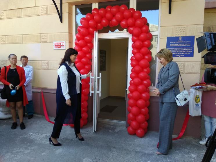 В Одессе открыли амбулаторию для оказани…