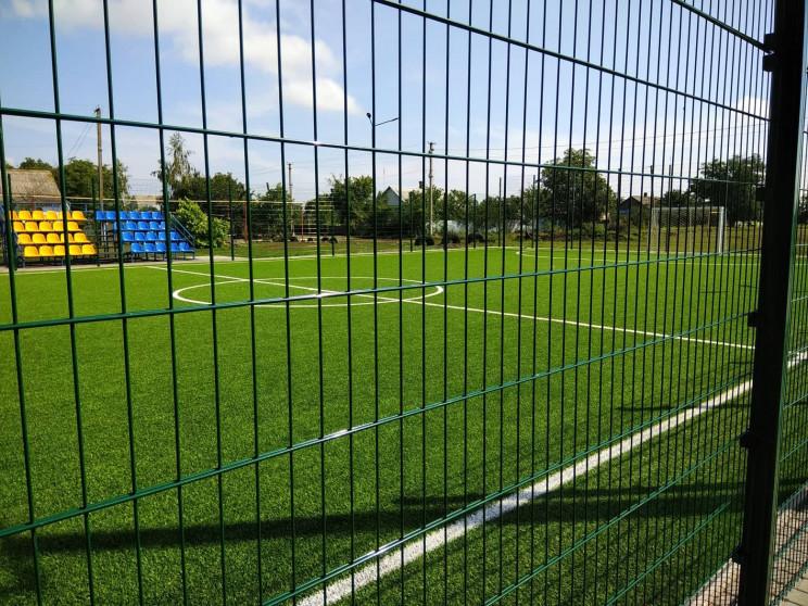 У Полтаві хочуть збудувати нове футбольн…