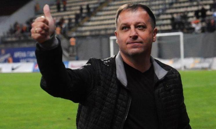 Український футбольний тренер відмовився…