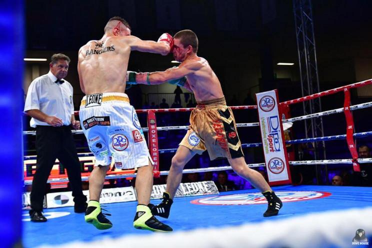 Український боксер бився за пояс чемпіон…
