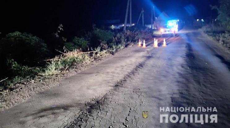 На Запоріжжі водій автомобіля збив пішох…