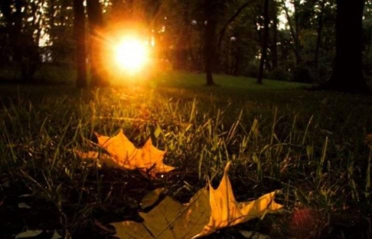 Закарпаття: Прогноз погоди на 22 вересня…