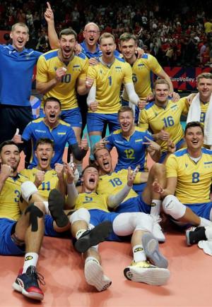 Европейский прорыв: Лучшая сборная Украи…