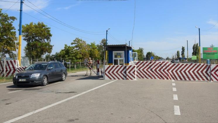 На адмінкордоні з окупованим Кримом чере…