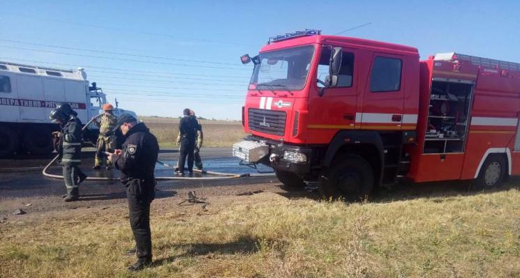 Поліція: Жахлива ДТП під Одесою сталася…