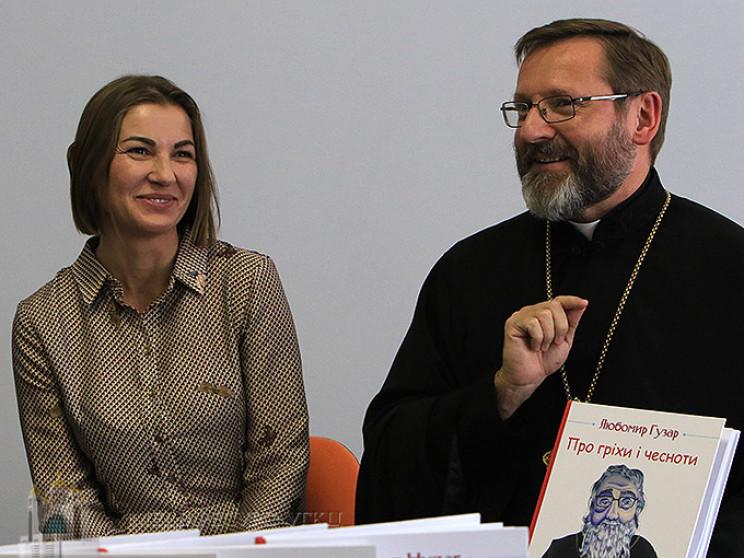 У Львові презентували книжку Блаженнішог…