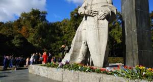 Полтавці вшанували воїнів, які визволили…