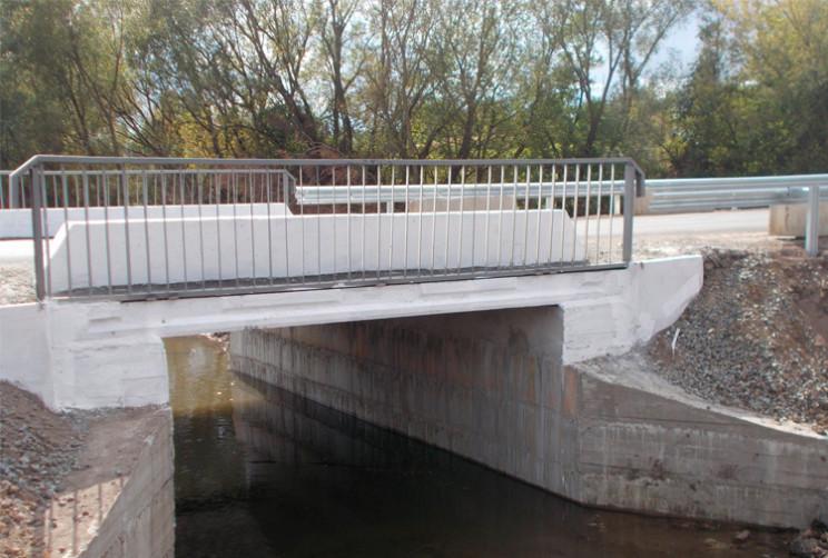 Ремонт мосту в Старосинявському районі д…