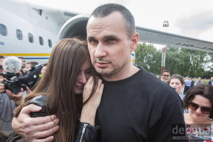 Сенцова п'ять днів умовляли виступити на…