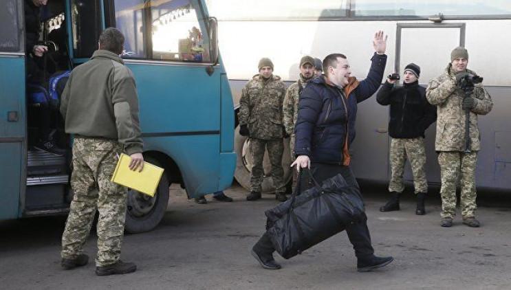 """У """"ДНР"""" заявили про новий обмін полонени…"""