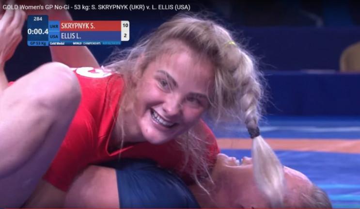 Дівчина з Сумщини перемогла на Чемпіонат…