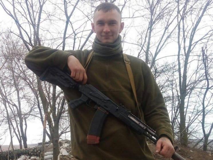 Біля Мар'їнки снайпер окупантів убив укр…