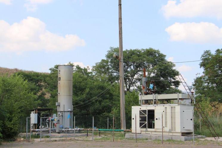 У Маріуполі газ зі сміттєвого полігону п…