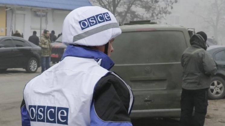 ОБСЄ: На Донбасі обстрілом пошкоджено га…