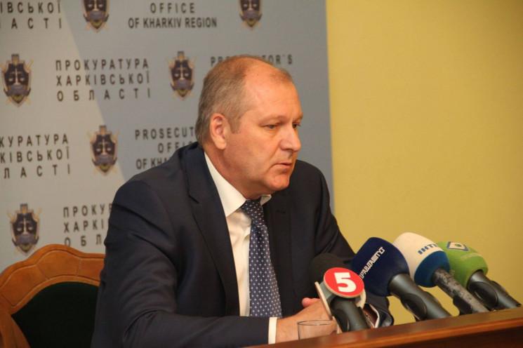 Прокурор Харківщини звільнився з посади…