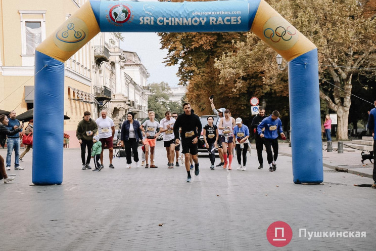 З Одеси до Києва бігом за 11 днів: Одеси…