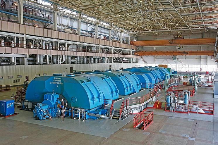 Второй энергоблок ХАЭС будут ремонтирова…