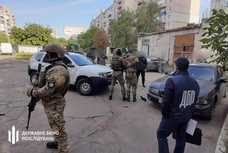 На Луганщині затримали прикордонника, як…