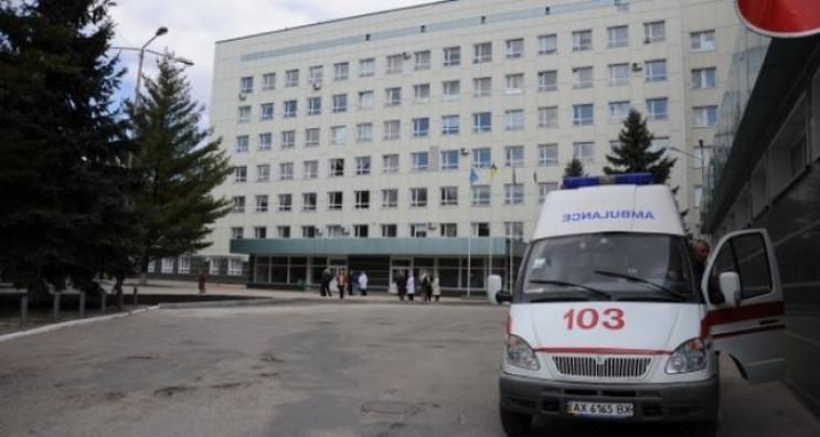 У Харкові на території лікарні знайшли в…