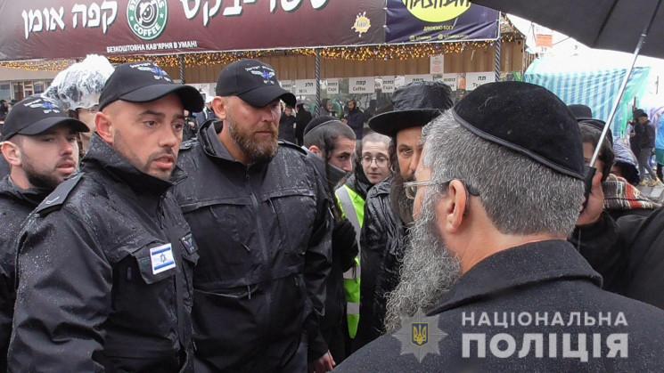 В Умань Черкасской области прибыл отряд…